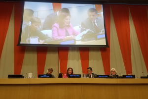 Renewing the commitment to multilateralism