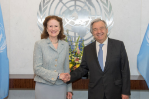 Time to Gender Parity: The Current Pace of UN Senior Appointments