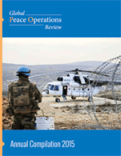 © Global Peace Operations Review