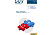 Turkey In Somalia: Shifting Paradigms of Aid, Jason Stearns, Gizem Sucoulgu