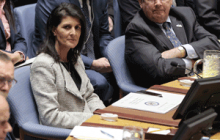Nikki Haley, Elsina Wainwright